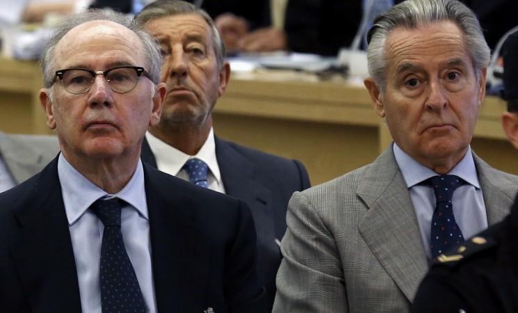 El fiscal pedirá medidas cautelares para algunos condenados de las 'tarjetas black'