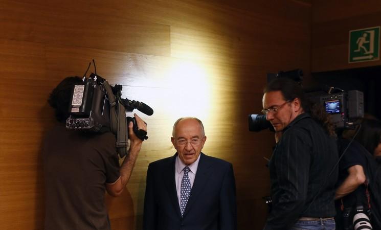 LA CIC ACONSEGUEIX LA IMPUTACIÓ DE L'ANTERIOR GOVERNADOR (F. ORDOÑEZ) I PART DE LA CÚPULA DEL BANC D'ESPANYA