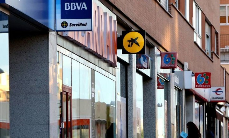 La banca española pierde 100.000 empleos durante la crisis