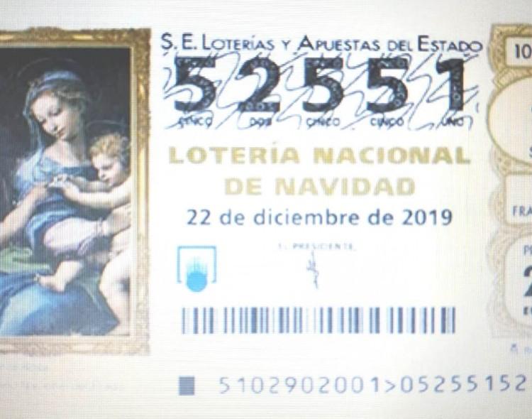 LOTERIA DE NADAL 2019