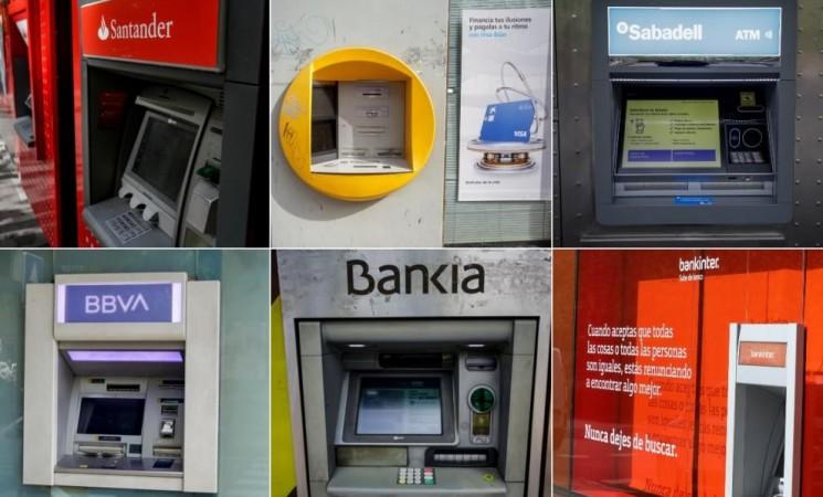 Los altos directivos de la banca, en su mayoría hombres, cobran treinta veces más que el resto de los empleados